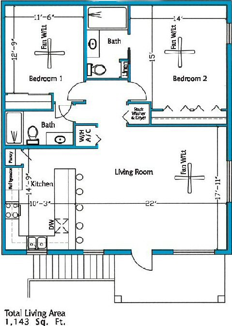 Condo Floor Plans South Padre Island Tx